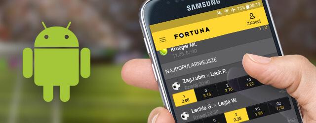 Aplikacja Fortuna