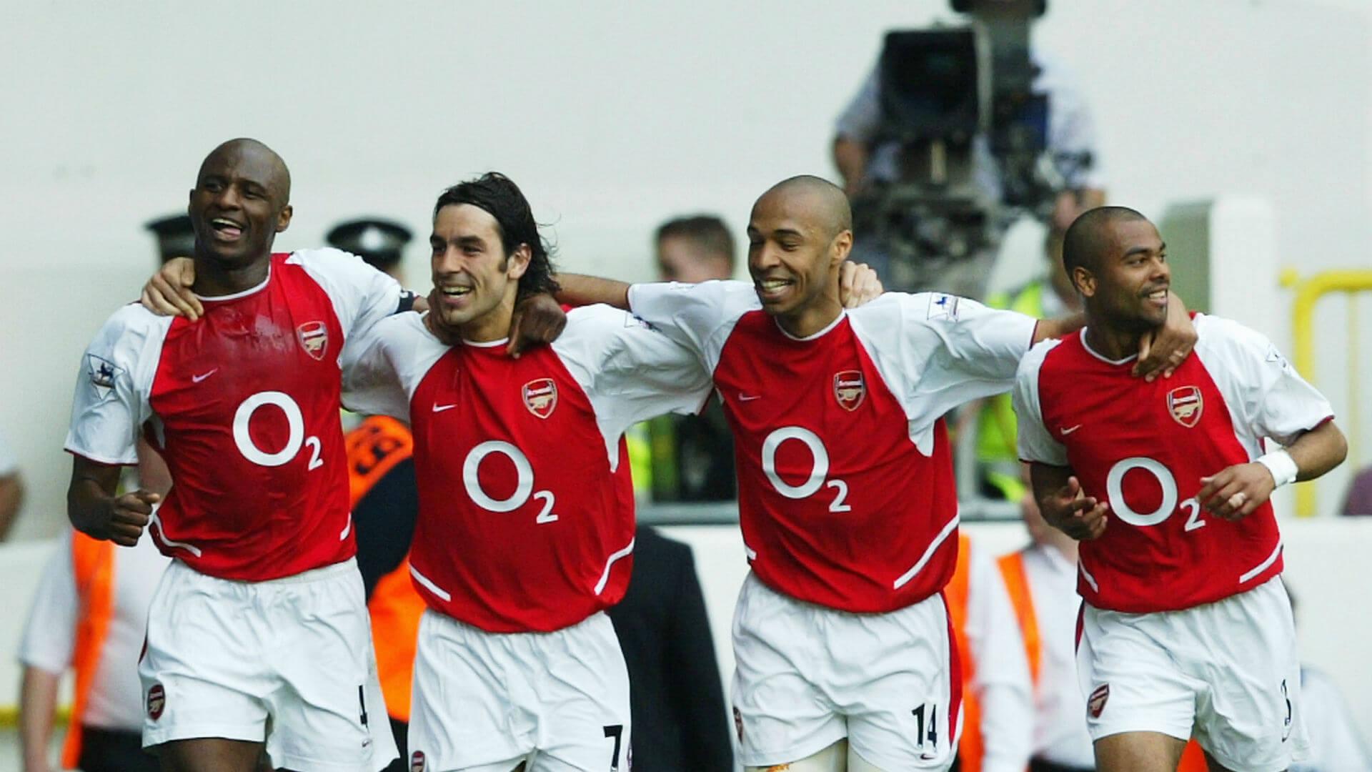 Arsenal bez porażki