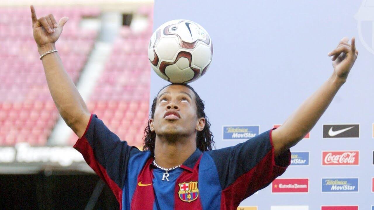 Ronaldinho kwota transferu
