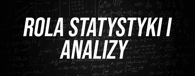 Analiza matematyczna w bukmacherce