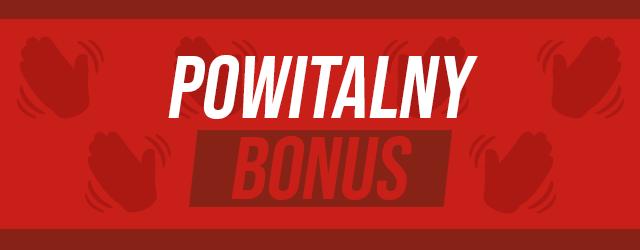 Powitalny bonus SuperBet