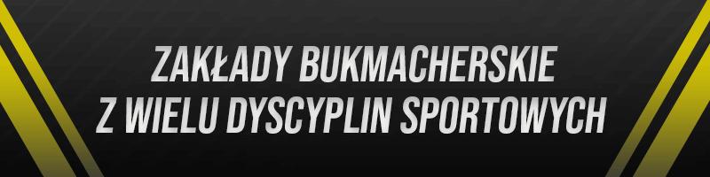 Typy na zakłady bukmacherskie