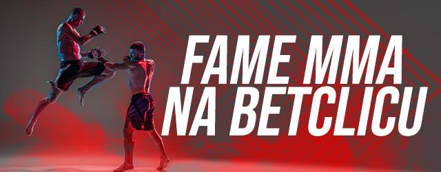 FAME MMA Betclic