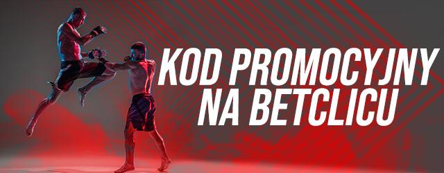 Betclic kod promocyjny FAME MMA