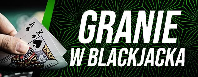 BLACK JACK PORADNIK